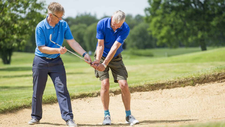 GDP Merrist Wood Golf Club Guildford 6016x4016